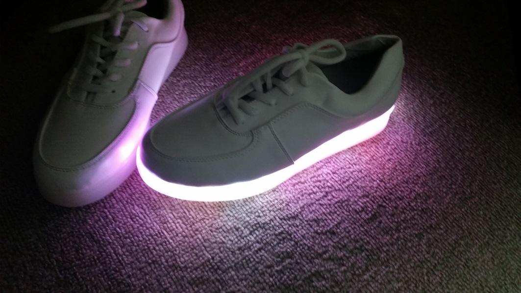 LEDスニーカー5