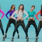 韓国でちょっと流行ってきてるセクシーなEXIDの新曲【UP&DOWN(위아래) 】