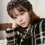 自分で作るウールのニット帽【ルーピーマンゴー】が韓国で大人気!