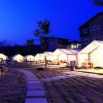 韓国のキャンプが楽しそう!アウトドアブームで本格的なキャンプ場がたくさん!