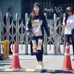 韓国で定番のストリートファッションがクール!